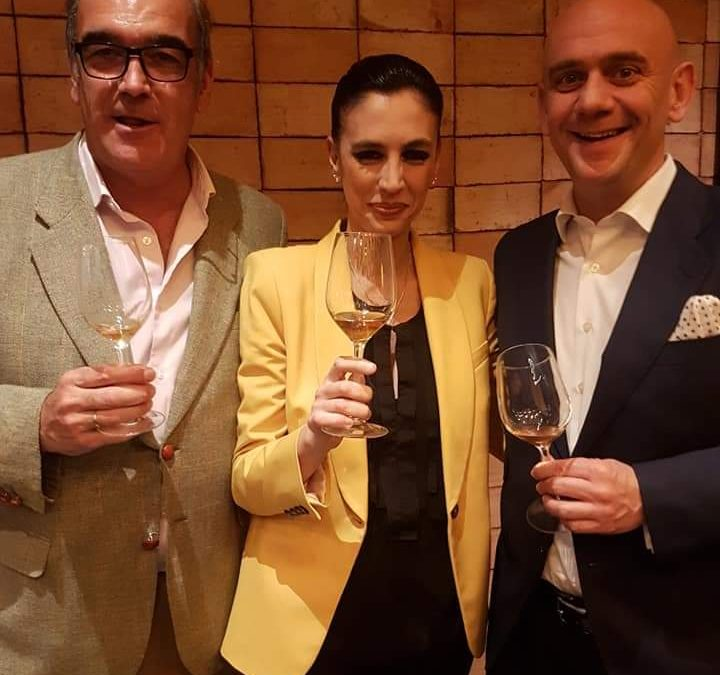 Cata histórica y magistral de Manzanilla Sacristia AB con Antonio Barbadillo en restaurante La Canibal